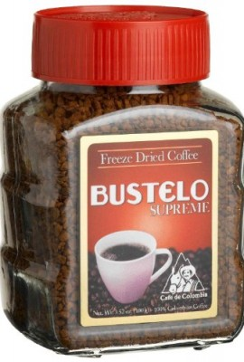 Bustelo-Supreme-Regular-Freeze-Dried-Instant-Coffee-352-Ounce-Jars-Pack-of-4-0