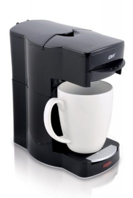 Caf-Valet-Black-Single-Serve-Coffee-Brewer-Exclusively-for-use-with-Caf-Valet-Coffee-Packs-0
