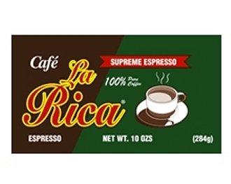 Coffee Consumers Cafe La Rica Cuban Espresso Ground