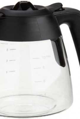 Capresso-10-Cup-Glass-Carafe-with-Lid-for-MG600-and-CM200-Coffee-Maker-0