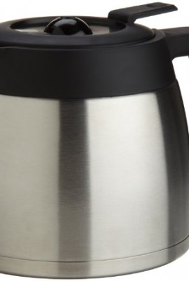Capresso-10-Cup-Stainless-Steel-Thermal-Carafe-with-Lid-for-CoffeeTeam-TS-Coffee-Maker-0