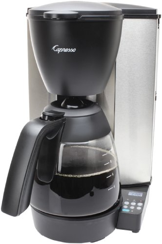Capresso-48405-MG600-Plus-10-Cup-Programmable-Coffee-Maker-with-Glass-Carafe-0