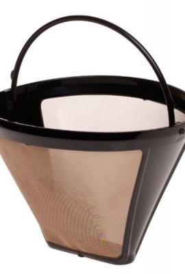 Capresso-75009-Size-4-Cone-GoldTone-Filter-0