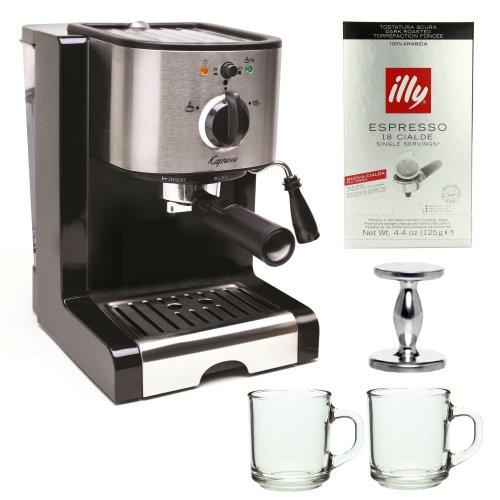 breville espresso machine instructions