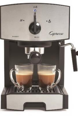 Capresso-EC50-Stainless-Steel-Pump-Espresso-and-Cappuccino-Machine-0