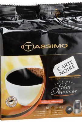 Carte-Noire-Petit-Dejeuner-Coffee-T-Discs-for-Tassimo-Coffeemakers-16-Count-Packages-Pack-of-2-0
