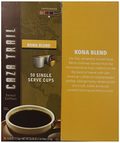 Caza-Trail-Kona-Blend-50-Count-Single-Serve-Cup-for-Keurig-K-Cup-Brewers-0-3
