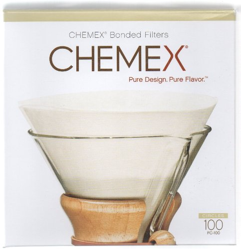 Chemex-Pre-Folded-Circle-Coffee-Filter-100-Filters-0