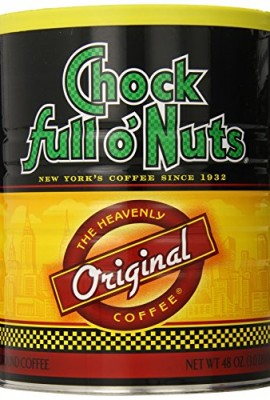 Chock-Full-O-Nuts-Ground-Coffee-Original-Blend-48-Ounce-0