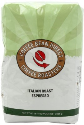 Coffee-Bean-Direct-Italian-Roast-Espresso-Whole-Bean-Coffee-5-Pound-Bag-0