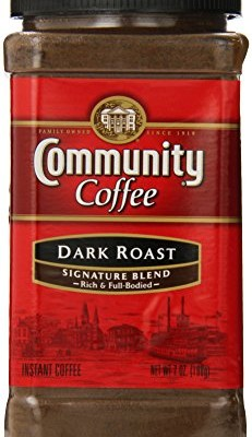 Community-Coffee-Instant-Coffee-Dark-Roast-7-Ounce-Jars-Pack-of-4-0