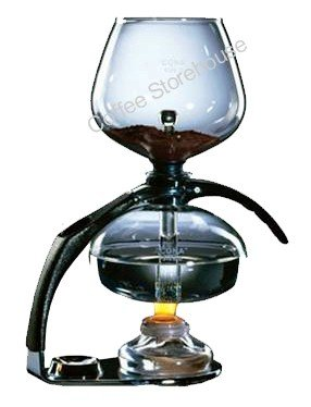 Coffee Consumers Cona Coffee Maker Size D Chrome