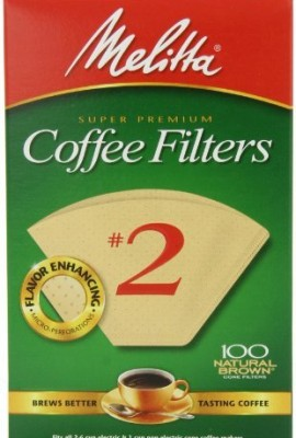 Cone-Coffee-Filter-2-Natural-Brown-100-Count-0