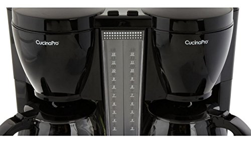Coffee Brew Station ~ Coffee consumers cucinapro double brew