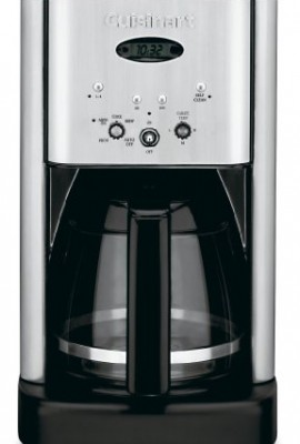 Cuisinart-DCC-1200-Brew-Central-12-Cup-Programmable-Coffeemaker-BlackBrushed-Metal-0