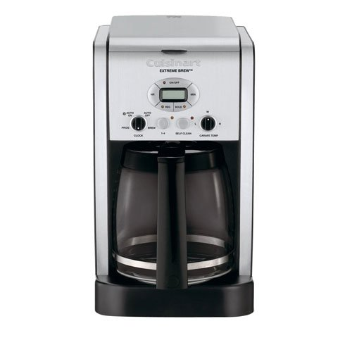 Cuisinart Coffee Maker Dcc 2650 : Coffee Consumers Cuisinart DCC-2650 Extreme Brew 12-Cup Programmable Coffeemaker + 2-Pack ...