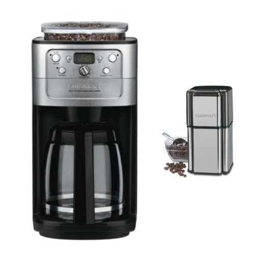Coffee Consumers Cuisinart DCG-12BC Grind Central Coffee Grinder