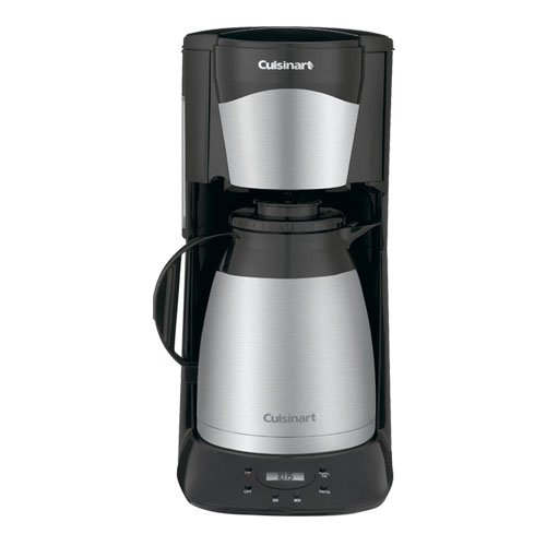 Cuisinart-DTC975BKN-DTC-975BKN-12-Cup-Programable-Thermal-Coffeemaker-with-Grind-Central-Coffee-Grinder-Two-Handy-Glass-Coffee-Mug-0-0