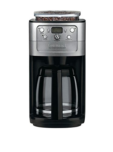 Coffee Consumers Cuisinart Fully Automatic Burr Grind & Brew 12-Cup Coffeemaker