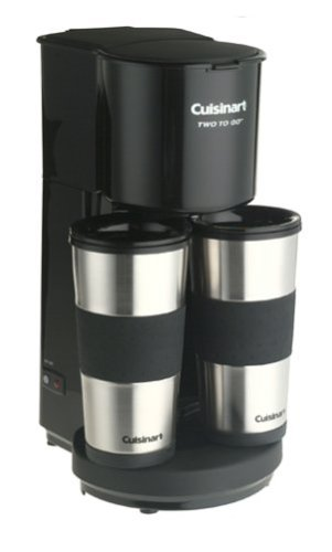 Coffee Consumers Cuisinart Ttg 500 Two To Go Coffeemaker
