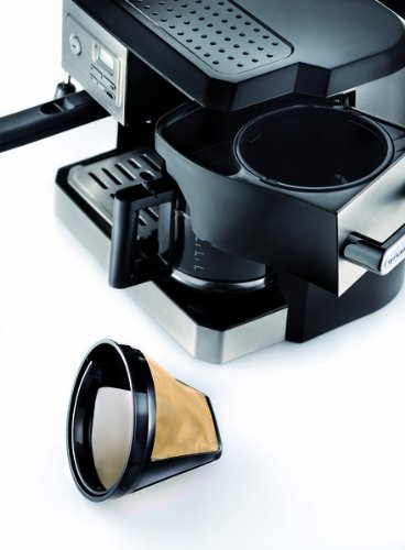 how to clean a delonghi drip coffee maker