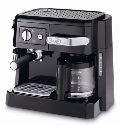 DeLonghi-BCO410-15-Bar-Combi-Espresso-Coffee-Machine-220-Volts-Black-0