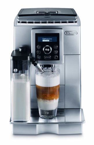 coffee consumers delonghi compact automatic cappuccino. Black Bedroom Furniture Sets. Home Design Ideas