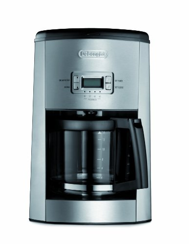 Coffee Consumers DeLonghi DC514T 14-Cup Programmable Drip Coffeemaker