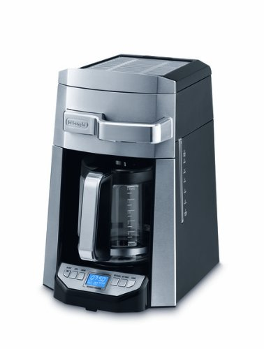 Delonghi Coffee Maker Carafe Replacement : Coffee Consumers DeLonghi DCF6214T 14-Cup Glass Carafe Coffeemaker