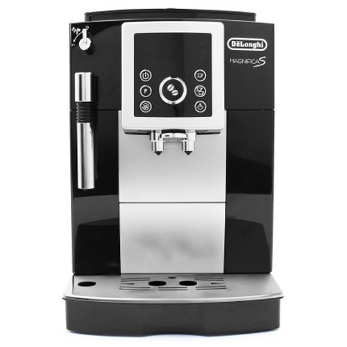 coffee consumers delonghi de longhi magnifica s automatic espresso machine ecam23210b. Black Bedroom Furniture Sets. Home Design Ideas