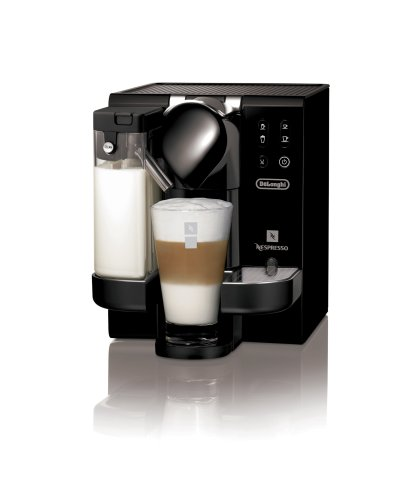 Coffee Consumers DeLonghi EN670.B Nespresso Lattissima Single-Serve Espresso Maker, Black