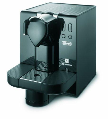 Delonghi One Cup Coffee Maker : Coffee Consumers DeLonghi EN670.B Nespresso Lattissima Single-Serve Espresso Maker, Black