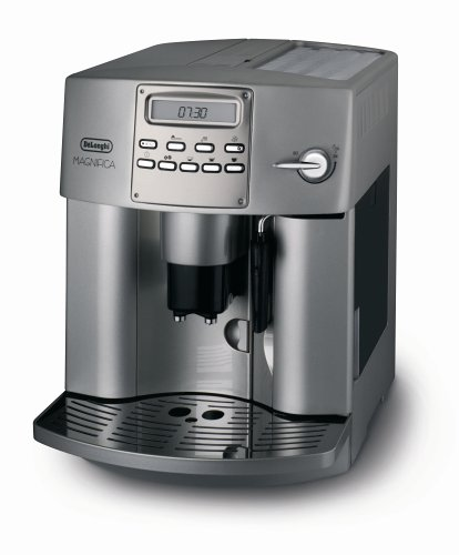 coffee consumers delonghi magnifica eam 3400 super automatic espresso machine. Black Bedroom Furniture Sets. Home Design Ideas