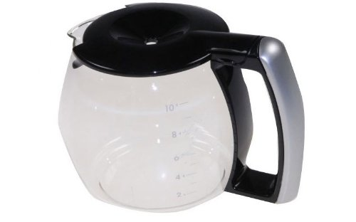 Delonghi Coffee Maker Carafe Replacement : Coffee Consumers Delonghi 7313281249 Coffeemaker 10 Cup Carafe, Black