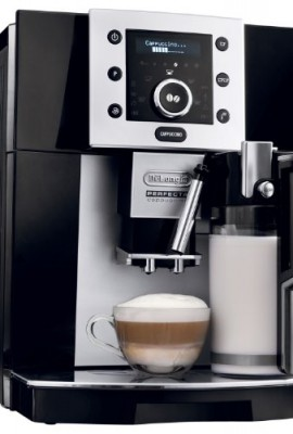 Delonghi-ESAM5500B-Perfecta-Digital-Super-Automatic-Espresso-Machine-with-Cappuccino-Function-Black-0