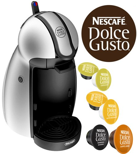 Coffee Consumers Delonghi Edg201, 220-240 Volt/ 50 Hz, Coffee Maker Nescafe Dolce Gusto System ...