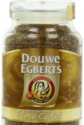Douwe-Egberts-Pure-Gold-Instant-Coffee-Medium-Roast-705-Ounce-200g-0