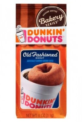 Dunkin-Donuts-Ground-Coffee-Pack-of-2-Old-Fashioned-Donut-0