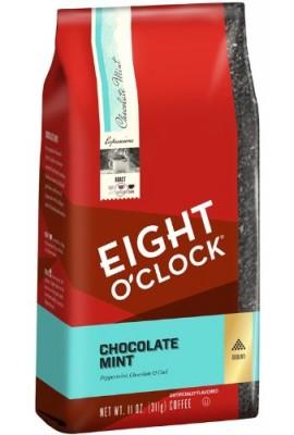 Eight-OClock-Chocolate-Mint-Ground-Coffee-11-Ounce-0