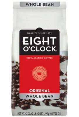 Eight-OClock-Coffee-Original-Whole-Bean-42-Ounce-Package-0