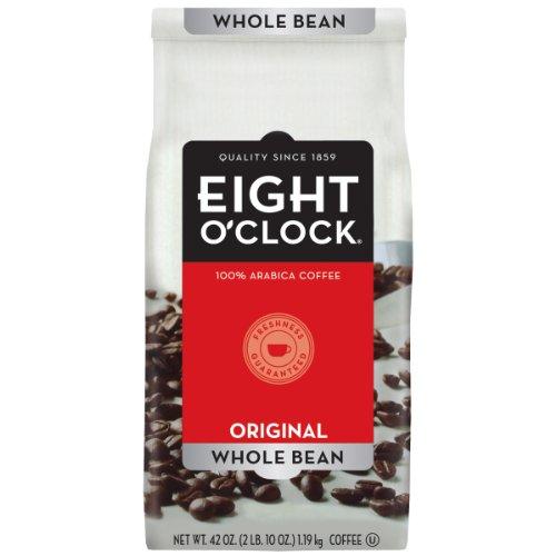 Coffee Consumers Eight O Clock Coffee Original Whole