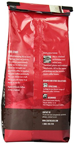Eight-OClock-Colombian-Peaks-Whole-Bean-Coffee-11-Ounce-Bags-Pack-of-6-0-1