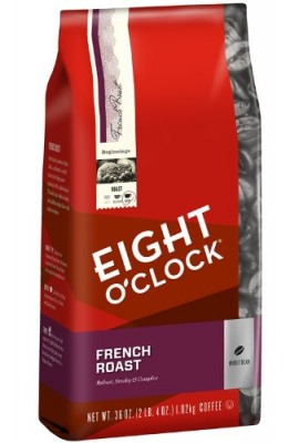 Eight-OClock-French-Roast-Whole-Bean-Coffee-36-Ounce-Bag-0