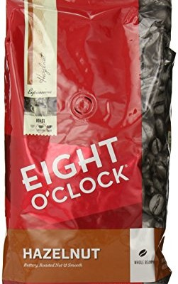 Eight-OClock-Hazelnut-Whole-Bean-Coffee-33-Ounce-Bag-0
