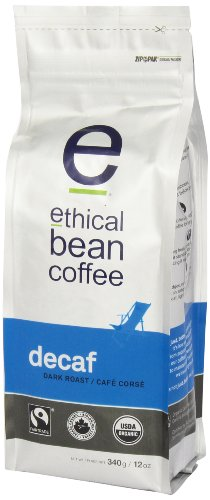 Coffee Consumers Ethical Bean Coffee Decaf Dark Roast