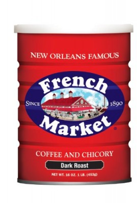 FRENCH-MARKET-Dark-Roast-Coffee-and-Chicory-City-12-Ounce-0