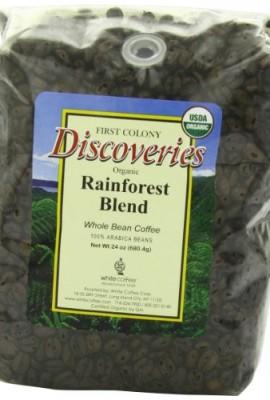 First-Colony-Organic-Fair-Trade-Whole-Bean-Coffee-Rainforest-24-Ounce-0