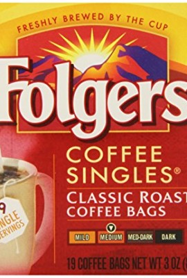 Folgers-Classic-Roast-Coffee-Singles-19-Count-Single-Servings-Pack-of-6-0
