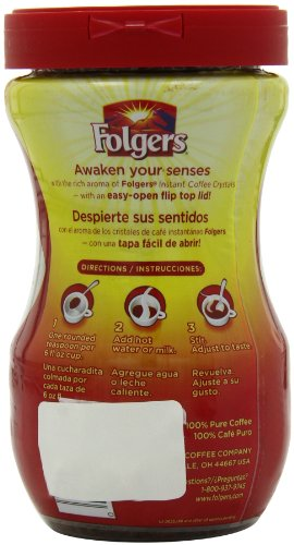 Folgers-Classic-Roast-Instant-Coffee-8-Ounce-Pack-of-3-0-2