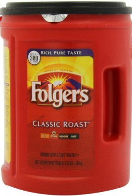 Folgers-Coffee-Classic-Roast-48-Ounce-0